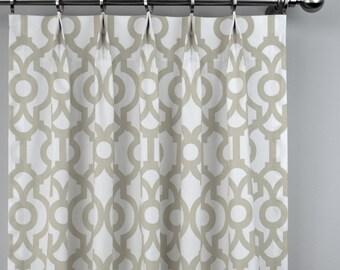Lattice curtain | Etsy