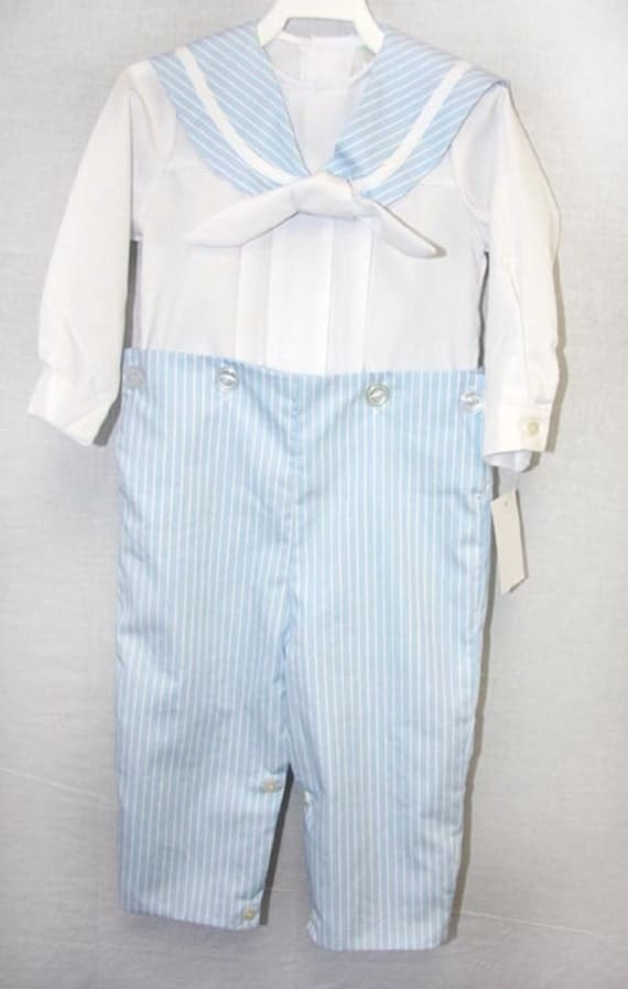 Sailor Baby Clothes