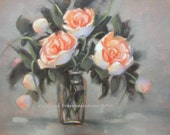 Elegance in Glass...Original Oil Painting by Maresa Lilley, SND
