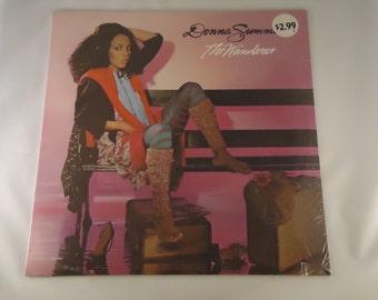 Donna Summer The Wanderer Vinyl LP, Vintage 1980 Sealed and Unopened Vinyl Record