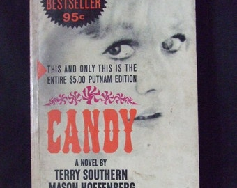 Paperback-Candy A Novel by Terry Southern & Mason Hoffenberg