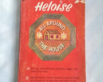 Heloise All Around the House 1968 Paperback