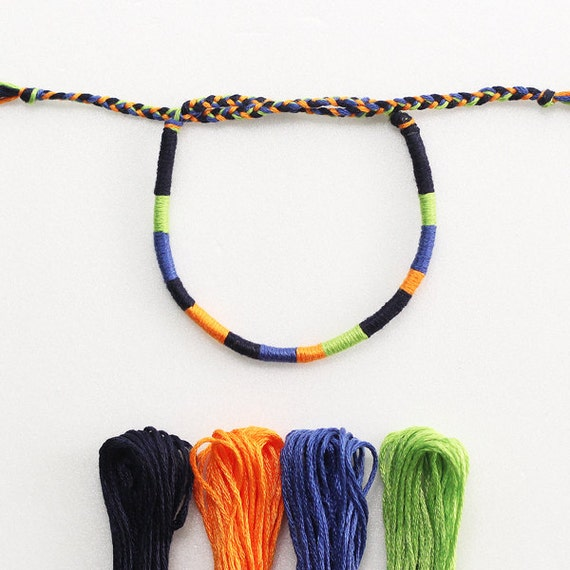 Embroidery Thread Bracelet Multi Color Friendship Bracelet. Allergy Bracelet. Color In Rhythm Necklace. Colorful Diamond. Threader Earrings. White Stone Necklace. Delicate Engagement Rings. Black Man Chains. Dolphin Rings
