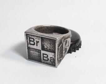 BrBa Bottle Opener Ring