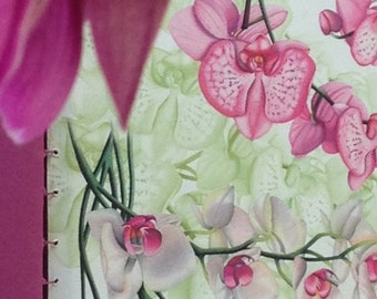 Orchid and Bordeaux Journal
