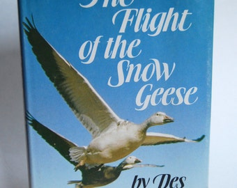 Vintage Book, The Flight of the Snow Geese