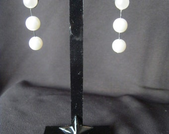 Mistress 9 earrings with forehead ornement