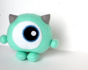 PDF Pattern - Chibi Monster
