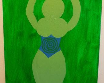 Earth Mother Goddess