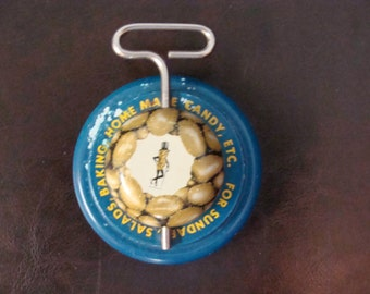 1950's Planters Mr. Peanut Nut Chopper