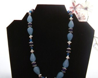 Rhapsody of Blues Necklace