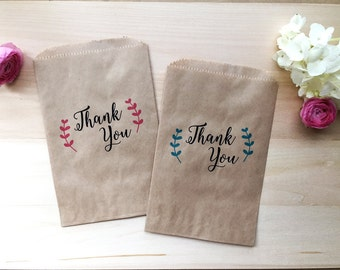 Wedding Favor Bag / Candy Buffet Bags / Wedding Candy Bar Bags / Wedding Favors / Favor Bags / Treat Bags / Wedding / Custom Favor Bags