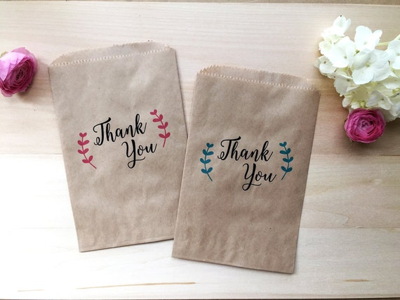 Wedding Favor Bag / Candy Buffet Bags / Wedding Candy Bar Bags ...