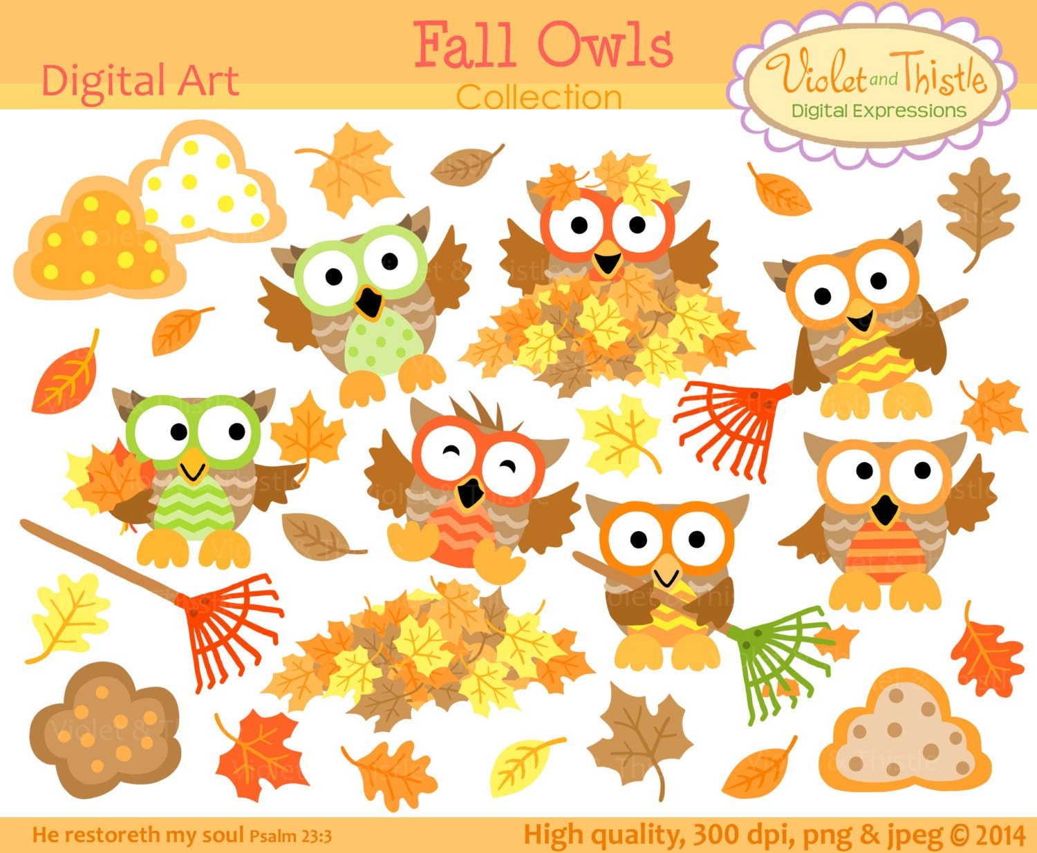 autumn owl treat fall - photo #24