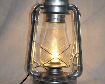 Large Electric Lantern Lamp