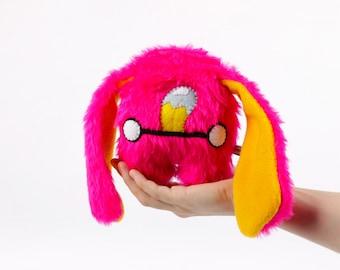 Rosamunde Handmade Soft Toy Plushie
