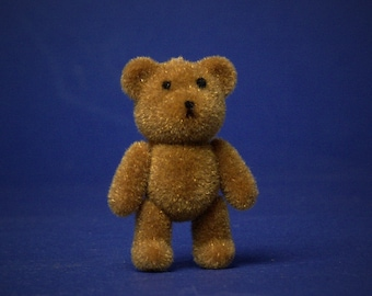 Miniature Teddy for Your Dollhouse