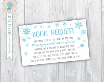 Superb Bring A Book Instead Of A Card / Bring A Book Baby Shower Insert / Book