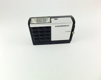 Vintage HANIMEX Flash Attachment  Camera Flash Retro Camera Flash Analog Camera Flash Made in  Japan Flash Unit Hanimex ES EF110