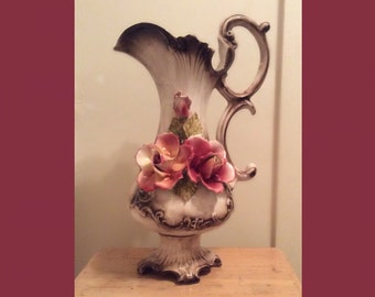 Popular Items For Antique Capodimonte On Etsy