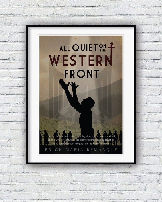 All Quiet On The Western Front Quotes: Items Similar To All Quiet On The Western Front, Movie