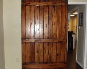 sliding barn door hardware kits made from your by skillzllc
