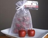 Apple Soap, Halloween Soap, Poison Apple Soap Favors, Kids Soap, Snow White, Bulk Soap