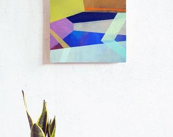 Grafisches Acrylbild 30 x 40 cm
