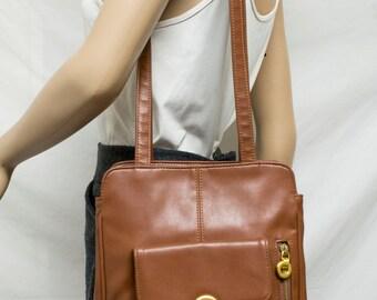 Nine West, Faux leather purse,bag,brown,shoulder bag