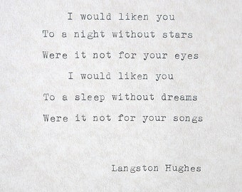 langston hughes critique Definition of montage of a dream deferred  ――――――, introduction to the collected poems of langston hughes, edited by arnold rampersad,.