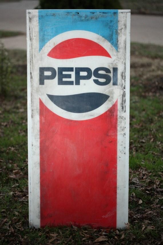 soda machine insert