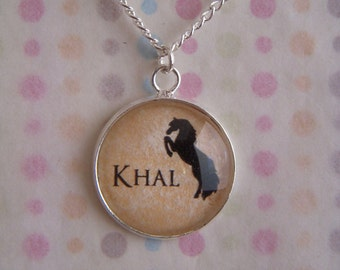 Game of Thrones Khal Necklace