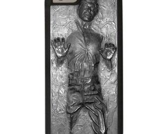 Star Wars iPhone Case - Han Solo Frozen in Carbonite - 6 / 6s / 6 Plus / 6s Plus
