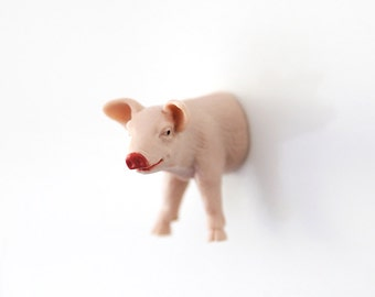 "Fridge Magnet ""Pig"""