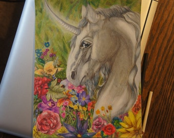 Unicorn Blossoms