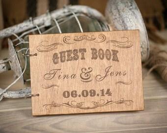 Custom Guest Book, Barn Wedding, Guest Book, Wedding Guest Book, Wedding Album, Rustic Guest Book, Wedding, Wood Guest Book, Guestbook