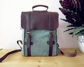 Men & women backpack, retro bag,canvas backpack ,laptop bag , super capacity students bag,duffle bag,leather Messenger bag