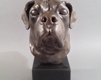 "Shop ""boxer dog gifts"" in Sculpture"