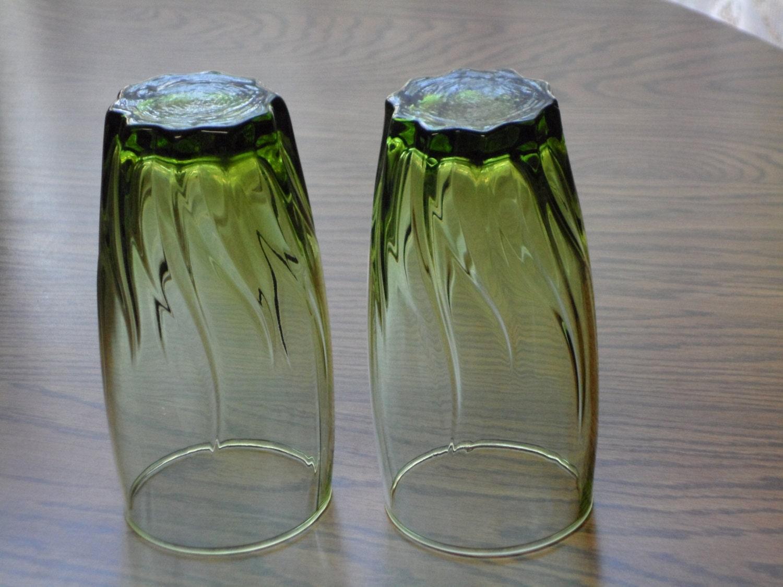 vintage glasses 16 oz drinking glasses anchor hocking. Black Bedroom Furniture Sets. Home Design Ideas