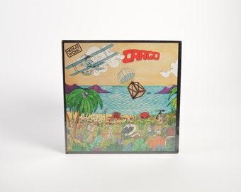 "MEN AT WORK - ""Cargo"" vinyl record"
