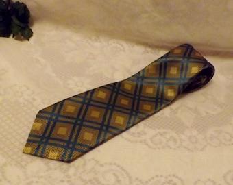 Royalist Dacron Vintage 70s Mens Tie