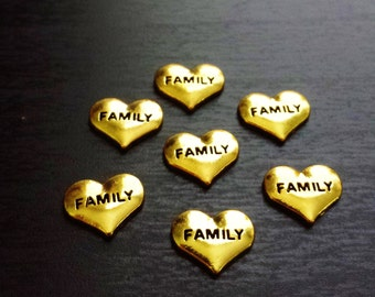 Family Floating Charm for Floating Lockets-Gift Idea
