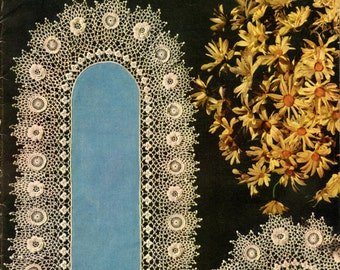 Matching Sets in Crochet - Clark's Book No. 281
