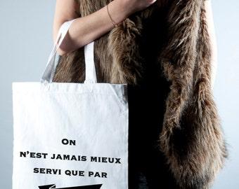 "Tote bag ""Mummy"""