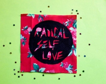 Radical Self Love patch