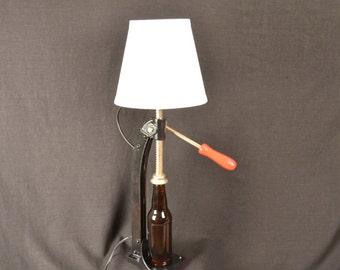 Table Lamp (Bottle Capper)