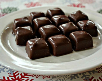 Milk Chocolate Covered Caramels - 8 oz.(approx. 19 pieces)