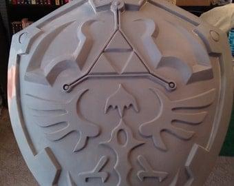 Hylian Shield (Replica) Legend of Zelda Inspired