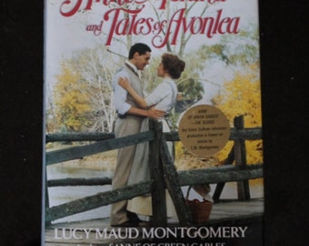 """1991 Gramercy Books Hardcover of """"Anne of the Island and Tales of Avonlea and Further Chronicles of Avonlea"""" by Lucy Maud Montgomery"""