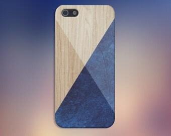 Deep Blues Wood Case,iPhone 7, iPhone 7 Plus, Protective iPhone Case, Galaxy s8, Samsung Galaxy Case, Note 5, CASE ESCAPE S8 Plus Phone Case